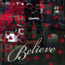 Macys Believe Window 3