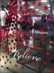 Macys Believe Window Aux