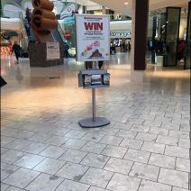 Quicken Loan Mall Advertising 1