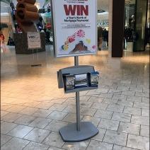 Quicken Loan Mall Advertising 2