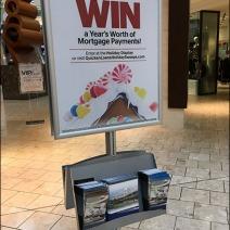 Quicken Loan Mall Advertising 3