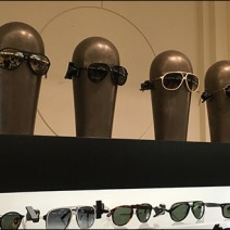 Ray Ban Alien Headforms 2