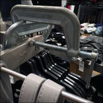 Retail C-Clamp Construct 3