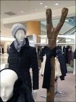 Scarf Tie on a Tree Overall