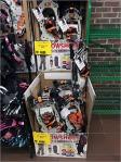 Snowshoe Merchandising Aux