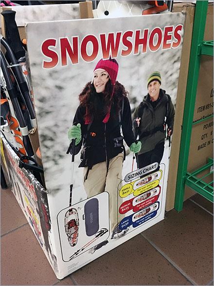Snowshoe Merchandising Main