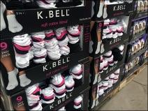 Sock Pallet Load Merchandising 2