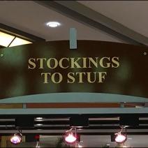 Stocking Stuffers Kiosk Aux