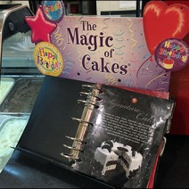 The Magic of Custom Cakes 2