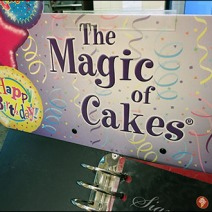 The Magic of Custom Cakes 3