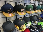 Baseball Cap Slatwall Display Hooks 2