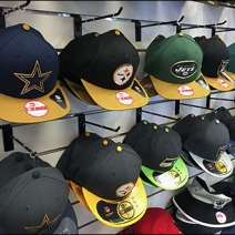 Baseball Cap Slatwall Display Hooks 2