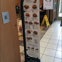 Chick Fil A Vertical Sign 1