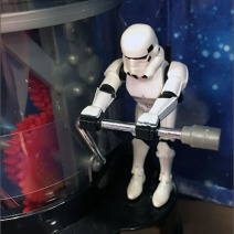 Jelly Belly Star Wars Death Star Stormtrooper