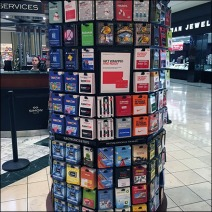 Mall Gift Cards in the Round Gallery 1