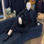 Men Lounge in Menswear Aux