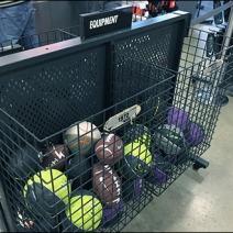Nike Branded Ball Bulk Bin 1