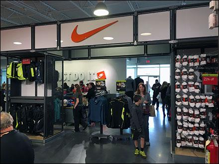 Nike Branded Flyover Bridge Main