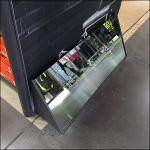 Nike End-Aisle Shoe Mirrors