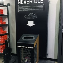 Nike Shoe Recycling 1