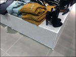 Perforated Platform Merchandising 2