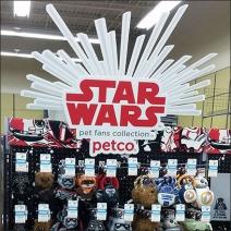 Petco Star Wars Pet Merchandising 0