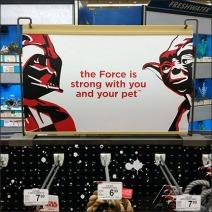 Petco Star Wars Pet Merchandising 1