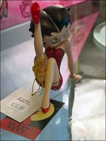 Betty Boop Licensed Merchandise 1