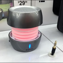 iHome Portable Speaker In-Store Try-Me 3