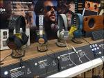 Marley Branded Headphone Stands Main