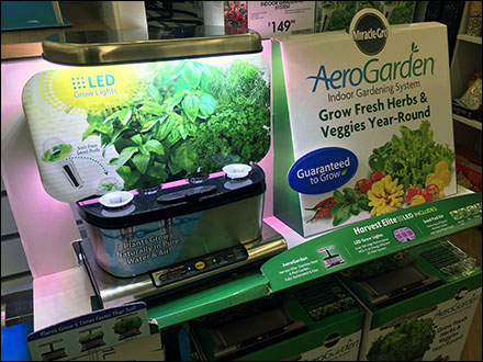 Miracle-Gro LED AeroGarden Main