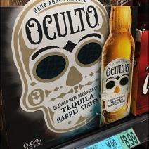 Oculto Tequila Brewed Beer 1