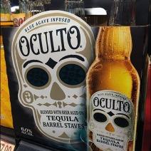 Oculto Tequila Brewed Beer 3