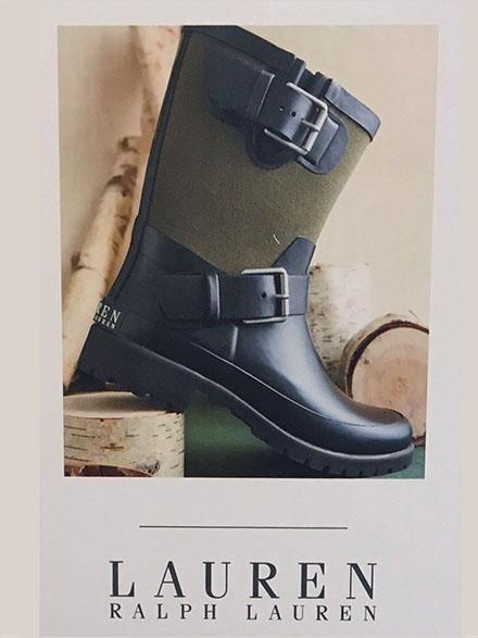 Ralph Lauren Rain Boots Main 2