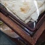 Toufayan Armenian Lavash Flatbread Rack Detail