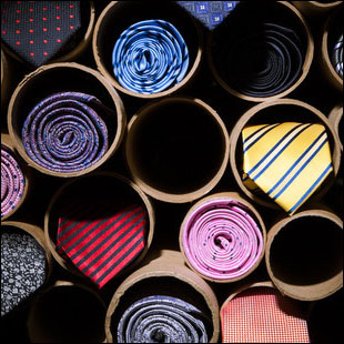 Bertigo Versatile Men's Ties Feature
