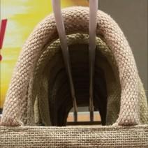 Burts Bees Lip Balm Jute Bag 3