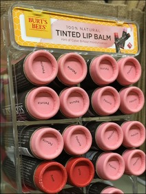 Burts Bees Lip Balm Upright Compartments 1