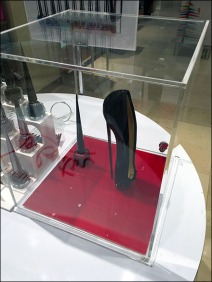 Christian Louboutin Signature Shoe Museum Case 1