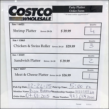 how to track costco order