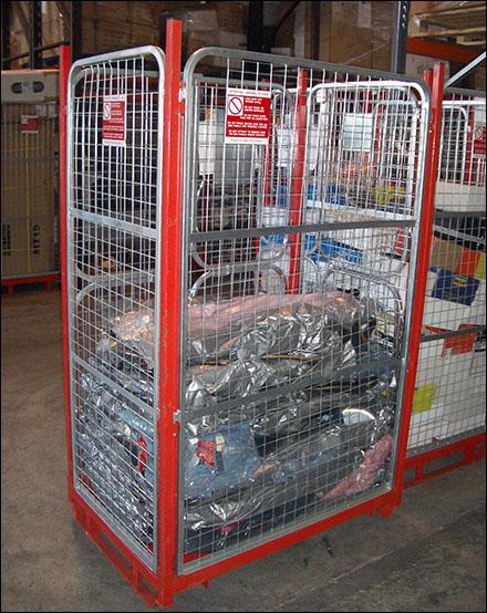 EuroFixture Pallet & Forklift Container Main