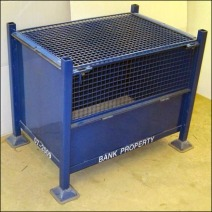 EuroFixture Pallet & Forklift Containers 1