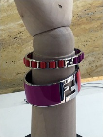 Fendi Single Handform Bracelet 3