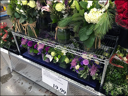Floral Display Metro Shelf Aftermarket Main