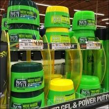 Fructis Double Stack Merchandising Feature