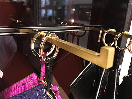 Henri Bendel Plug-In Slot Hooks Main