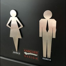 Karcher Design Restroom Icons 3