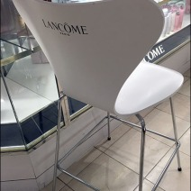 Lancome Branded Salon Seating 3
