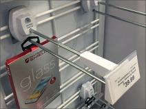 Locking Anti THeft Hook For Slatwire 2