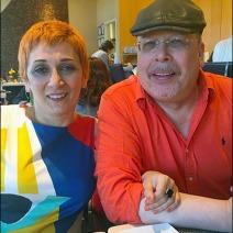 Margarit & Tony at Neiman Marcus Cafe 2